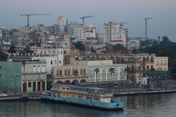 Cuba Cruise August, 2017