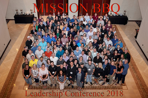 Mission BBQ Leadership Conference