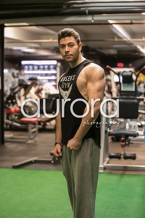 Arsen Gym - Fitness Shoot November 2019