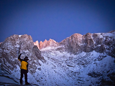 Mount Whitney 2011