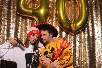 Jaimie's 40th Gangsta Party