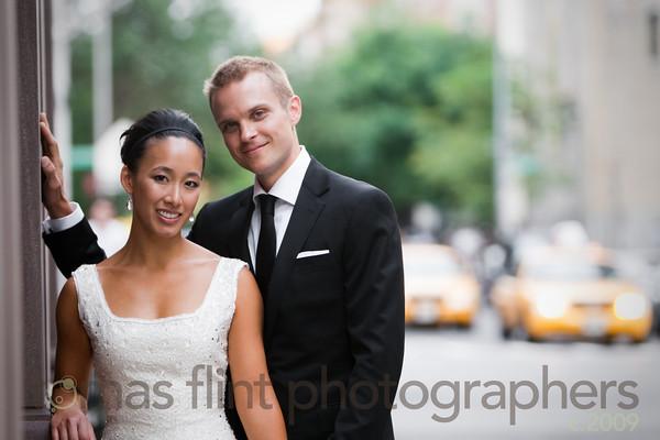 Melissa & Bryan - Bowery Hotel, NYC