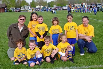 Buckeye Soccer (Spring 2005)