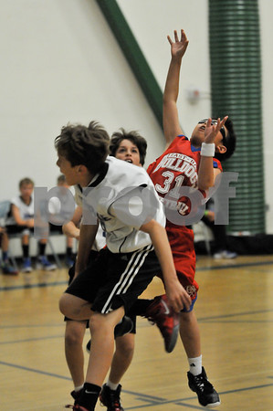 East Bay Bulldogs 5th Grade vs Metro Mirage @ Reno 2012 - 26 May 2012