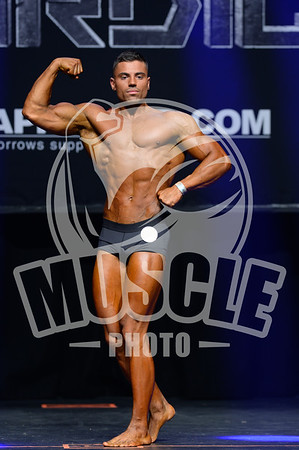 Mens Classic Physique Junior Open