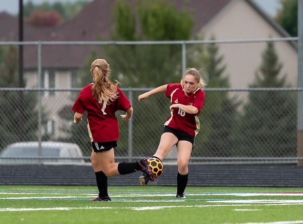 Lakeville South vs Lakeville North JV Soccer