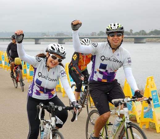 2010 Bike MS Bay to Bay Tour