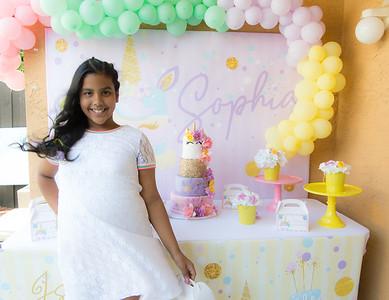 Sophia Birthday
