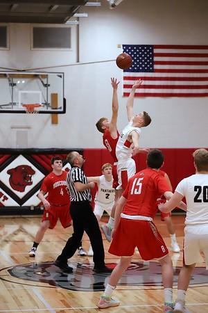 Boscobel @ Iowa-Grant Boys Basketball 1-16-20