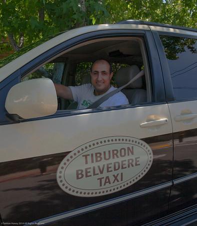 2014-07 Tiburon Belvedere Taxi