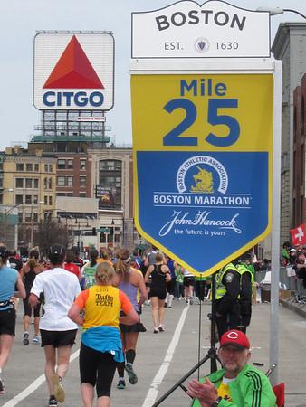 Boston Marathon 4.28.2011