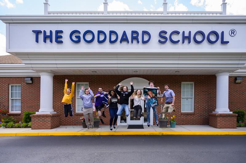 Class of 2021 Goddard School Graduates