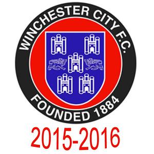 Winchester City FC 2015-2016