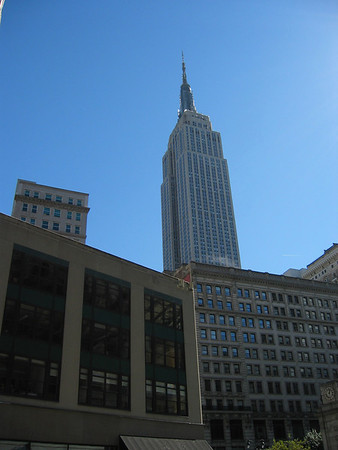 New York October 2004
