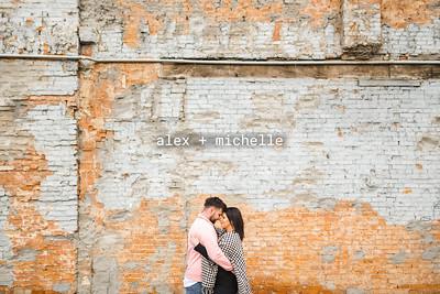 Alex & Michelle