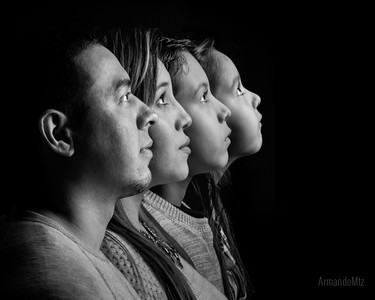Canizales Family Portraits