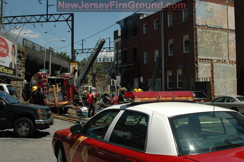 6-8-2010 PA Philadelphia 11 &Callowell St.-3rd Alarm Building