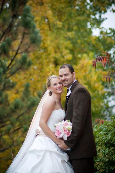 Wedding album: Amanda and Eric