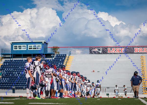 LBHS Freshman Football vs. Seminole - Sept 22  HOME