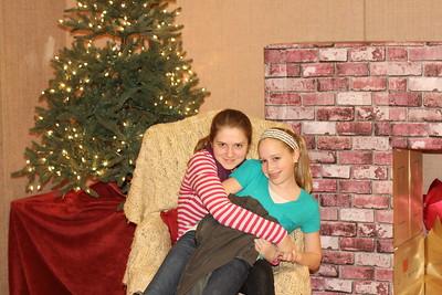 Brushy Creek Ward Christmas Party 2014