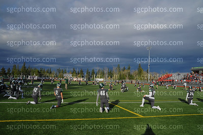 Varsity vs. Camas PLAYOFFS 11/19/2016