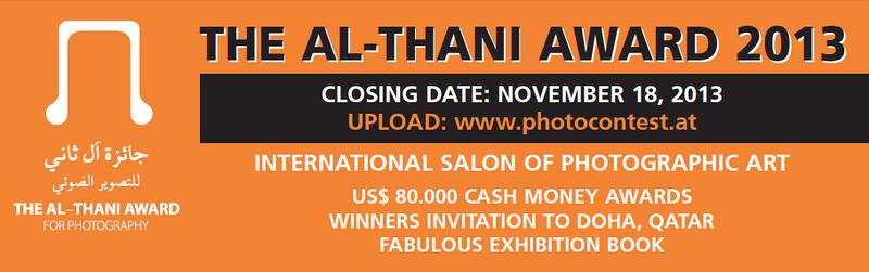 The Al-thani Awards 2013
