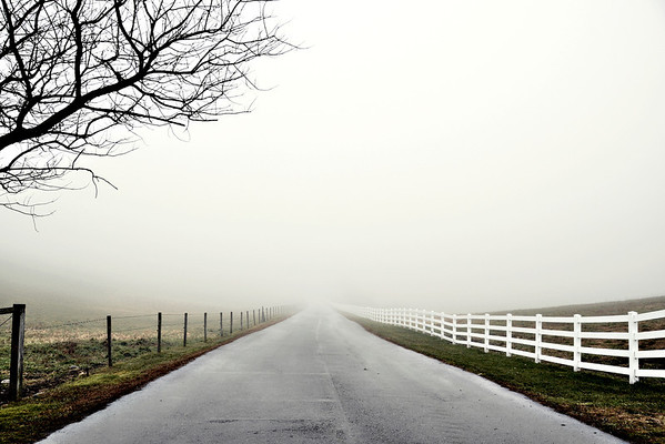 Fantasy, A Dark Road