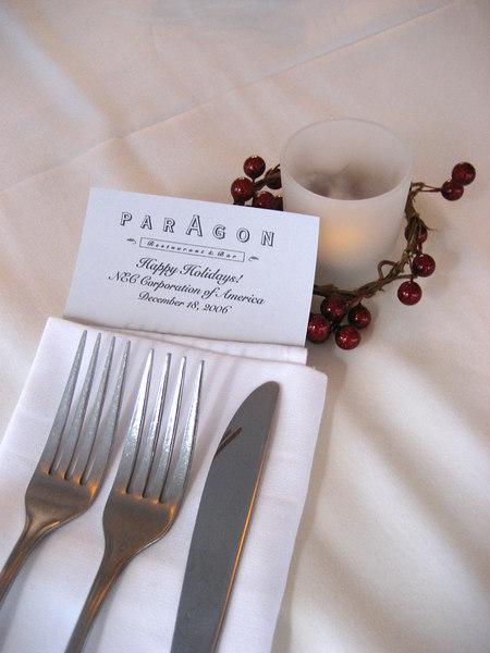 2006 NEC Holiday Party at Paragon, SJ - 12/18, 2006