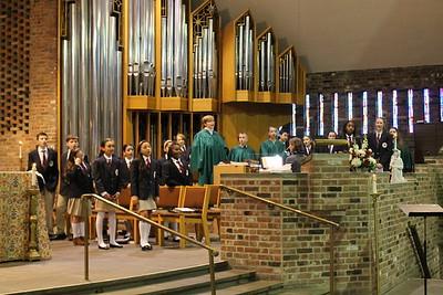 Lutheran Schools Sunday