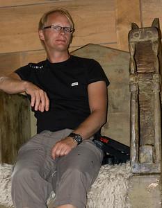 Camping Läckö augusti 2009