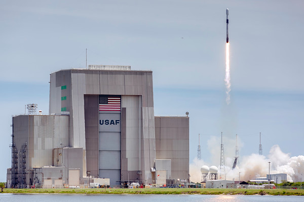 GPS 3 SV05 aboard a SpaceX Falcon 9