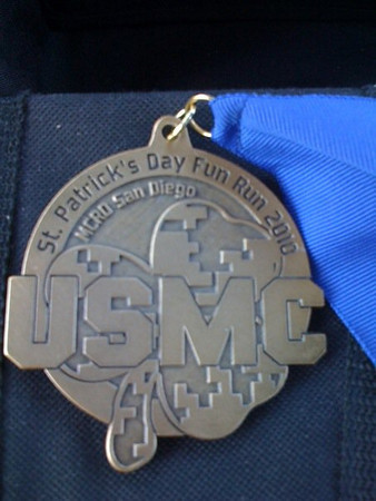 03/12/10 MCRD/MCCS St. Patrick's Day 5K