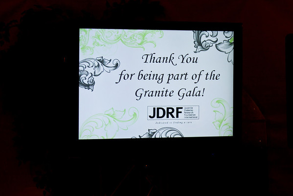 2011 JDRF Gala