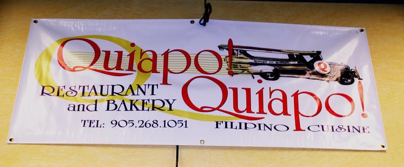 Quiapo! Quiapo! Restaurant and Bakery