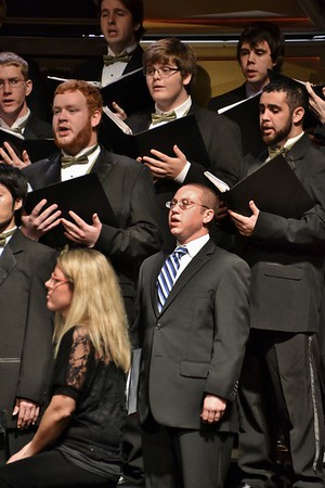 2012-12 Andrew's Choir Concert - ESU