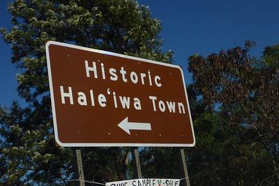Haliewa Town