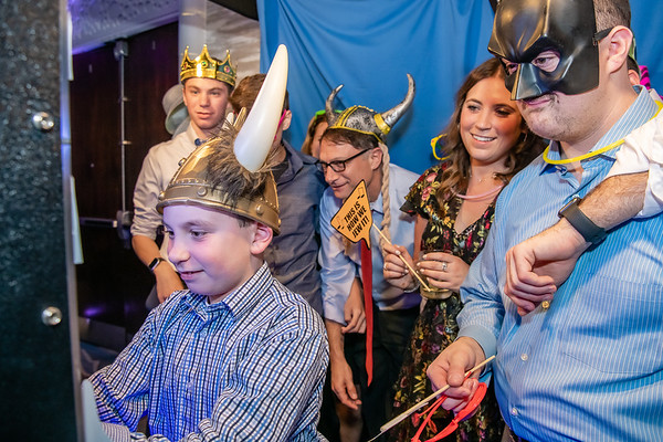 Alex's Bar Mitzvah Party 2019