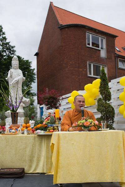 Buddhistisk tempel Odense