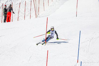 Slalom -  Mens Run One