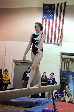 CHS Gymnastics