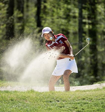 5/8/18: Girl's Varsity Golf