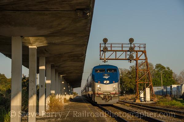 Amtrak Lakeland, Florida February 12, 2015