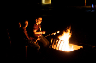 Ohiopyle Fall Camping Trip