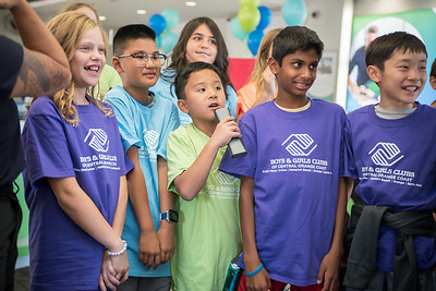 Cox Communications - Boys & Girls Club of Irvine Laptop Giveaway Party