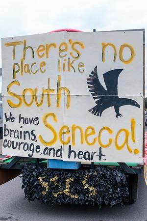South Seneca 2020 Extras
