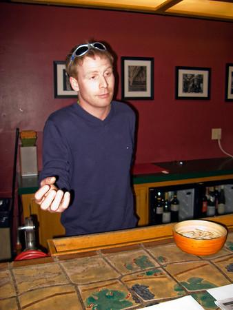 Patrick Piuze Chablis Tasting 030111