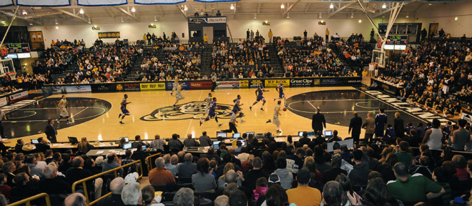 Description of . Photo credit: Oakland University Athletics