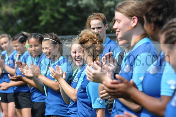 Armstrong vs Hopkins - D1 Girls Championship
