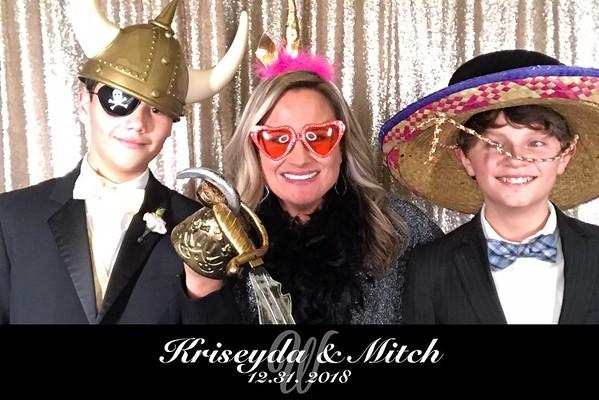 Kriseyda & Mitch's New Years Wedding - December 31, 2018