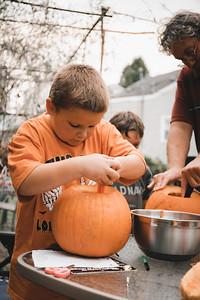 Pumpkin Carving 2020